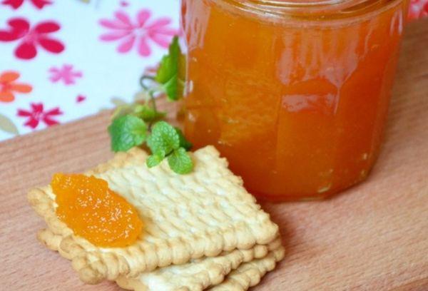 Витаминный джем из тыквы и апельсина